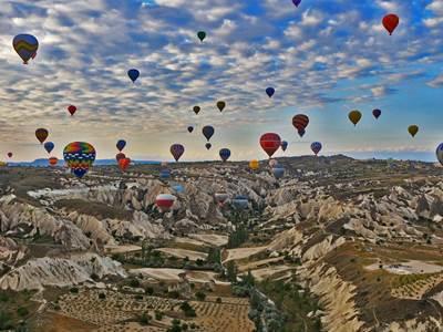 Conférence :  La Cappadoce Insolite et orientale