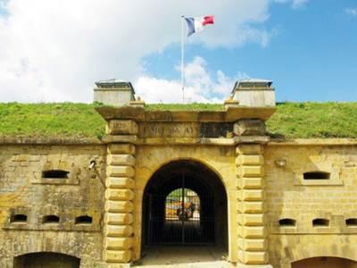Domaine et Fort des Ayvelles