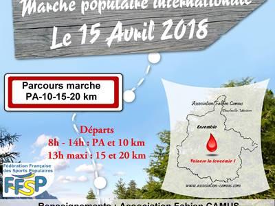 Marche Populaire Internationale