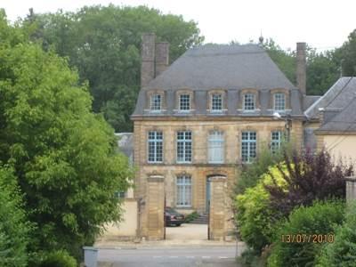 Château de Remilly-Aillicourt