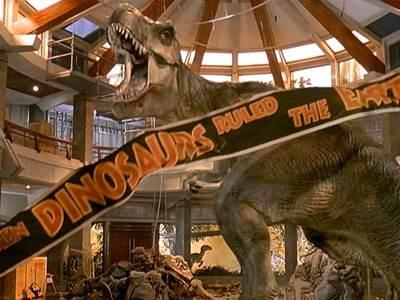 Cinéma de Plein Air - Jurassic Park