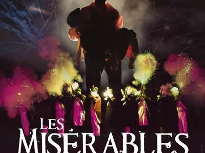 Spectacle de La Cassine: Les Misérables
