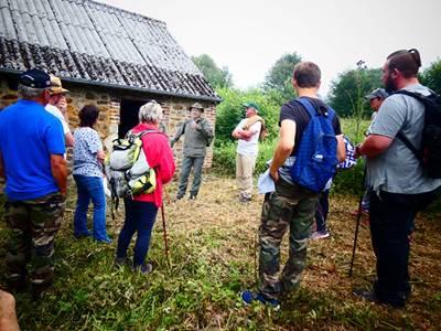 Une randonnée conférence historique par Pascal Boillet
