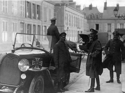 """Visite guidée VAH """"Charleville mémoire de guerre"""""""