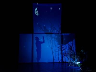 Théâtre visuel : L'ombre de Tom