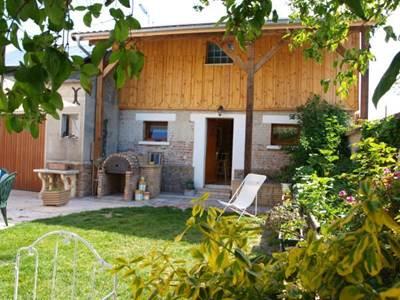 Maison écologique proche du vignoble de Champagne, prêt gratuit de vélos