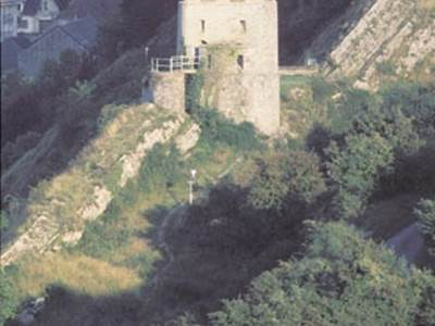 Panorame of the Gregoire Tower