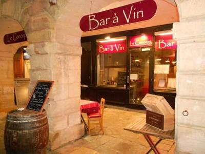 """Restaurant """"Le Concept Bar à Vin"""""""