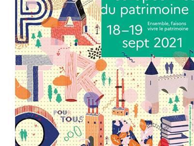 Journées Européennes du Patrimoine - Amagne
