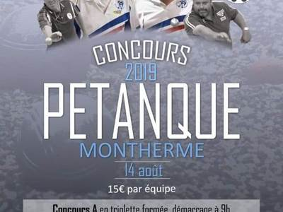 Concours de Pétanque