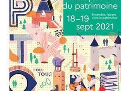 Journées Européennes du Patrimoine - Novy Chevrières