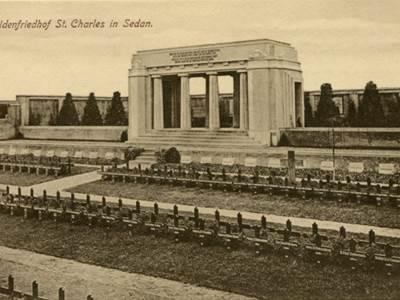 Visite guidée thématique : Sedan, ville-hôpital pendant la Grande Guerre