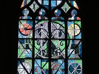 Visite découverte des vitraux et des orgues de la Basilique de Mézières