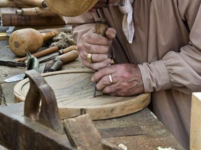 Exposition : Vincent Tilly - tourneur sur bois