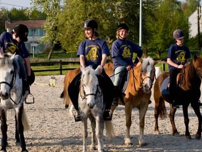 Aux Sabots de Vent (Équitation)