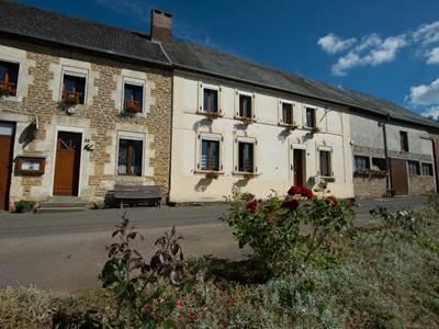 Le Nid d'Hirondelle, maison dans un village de Thiérache ardennaise