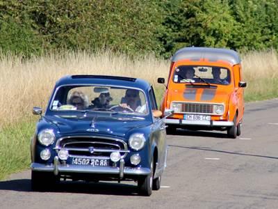 Rallye Auto Promenade Familiale