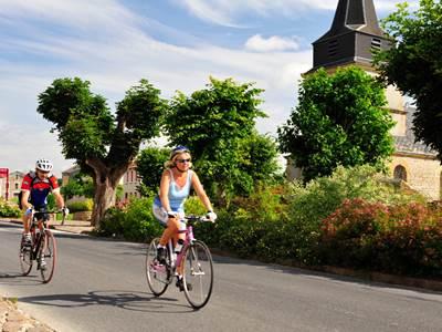 L'Ardenne des vallées et des châteaux à vélo