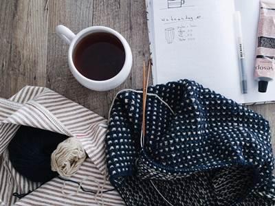 Tricot, thé et café... le retour