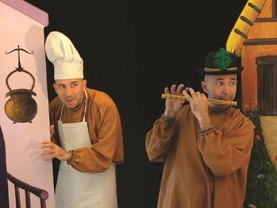 Spectacle : Les trois frères musiciens
