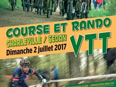 Course et rando VTT Charleville-Sedan