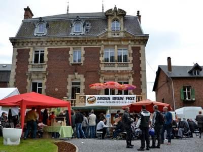 Visite guidée groupes : La micro brasserie du Clos Belle Rose