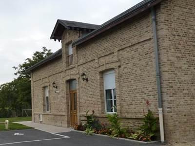 Mairie de Savigny sur Aisne - La Cure - MS094