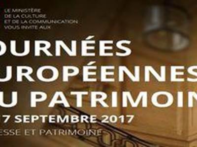 Journées Européennes du Patrimoine Vendresse 2017