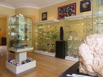 Journées du patrimoine Musée Minéraux Fossiles