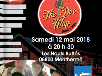 Concert DOO WAP au Chalet musicien des Hauts Buttés