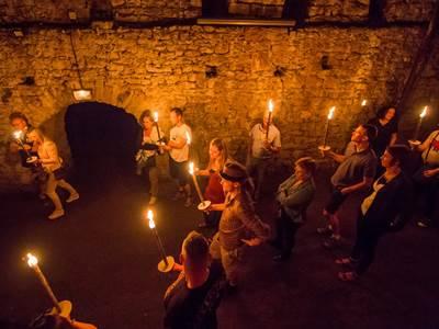 Visite Estivale - Nocturnes du Château Fort aux Flambeaux