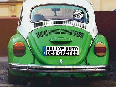 Rallye auto de l'Office d'Animation des Crêtes Préardennaises