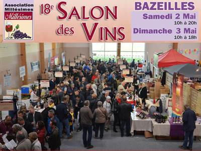 ANNULE Salon des vins Millésimes