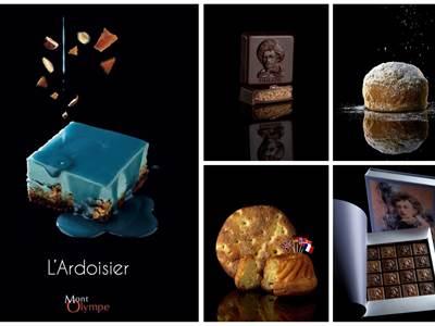 Le Mont-Olympe & Atelier chocolat Carré DU Monde