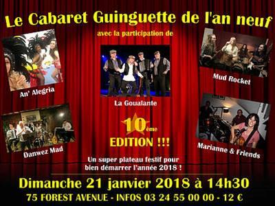 Cabaret Guinguette de l'an neuf