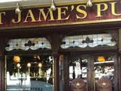 "Brasserie ""Saint-Jame's Pub"""