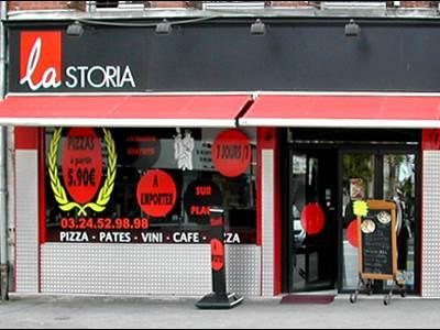 "Restaurant ""La Storia"""