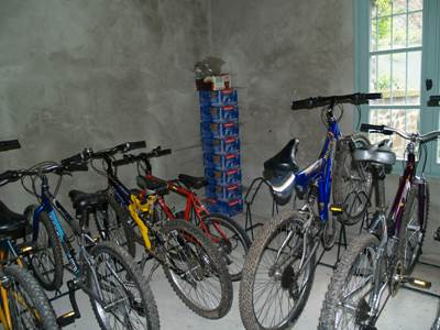 Bike and mountain bike rental (Relais accueil Vireux-Molhain)