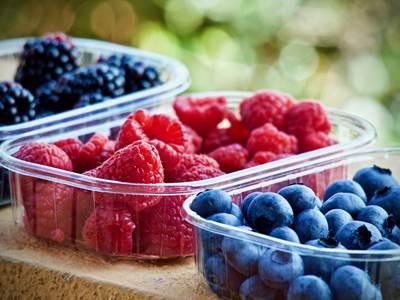 Les fruits rouges d'Anne