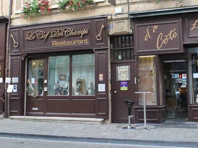 """Restaurant """"La Clef des Champs"""""""