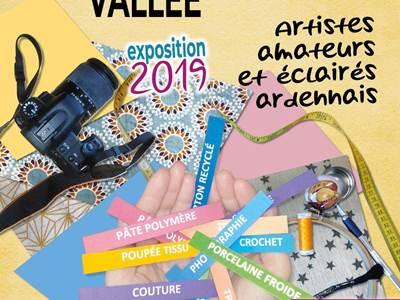 Exposition : ARTisans, ARTistes de la Vallée