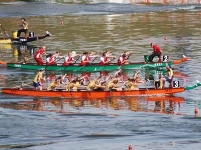 Championnat de France de Dragon-Boat