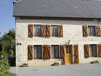 Gîte de France 391 Chez Clémentine - Antheny