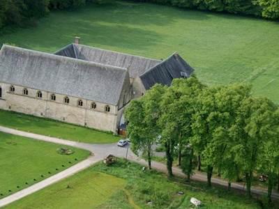 Visites guidées des ruines du château de la Cassine et du Couvent des Cordeliers
