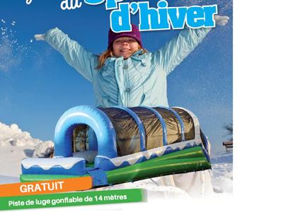 Journée du sport d'hiver