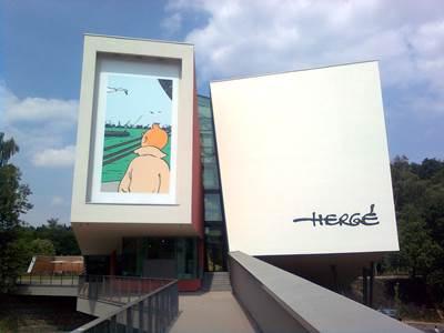 Musée Tintin
