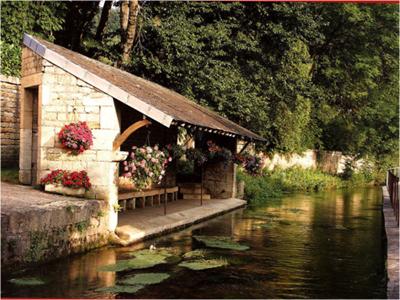 "HARAUCOURT, Village Fleuri ""1 Fleur"""