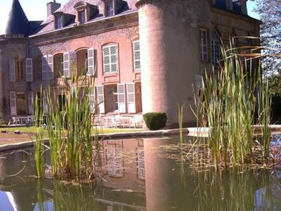 Château et Jardins de Villette