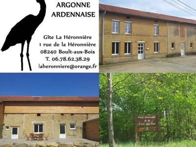 Gîte n°431 - La Héronnière