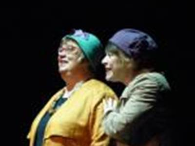 Théâtre : Deux petites dames vers le Nord